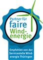 Partner für faire Windenergie